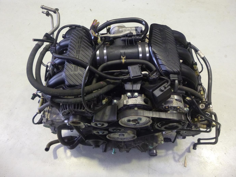porsche boxster 986 1997 2 5l m96 complete engine motor. Black Bedroom Furniture Sets. Home Design Ideas