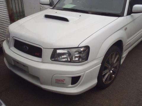 Subaru Forester Sg9 Sti 2004 Power Window Motor Regulator Rear Rhs