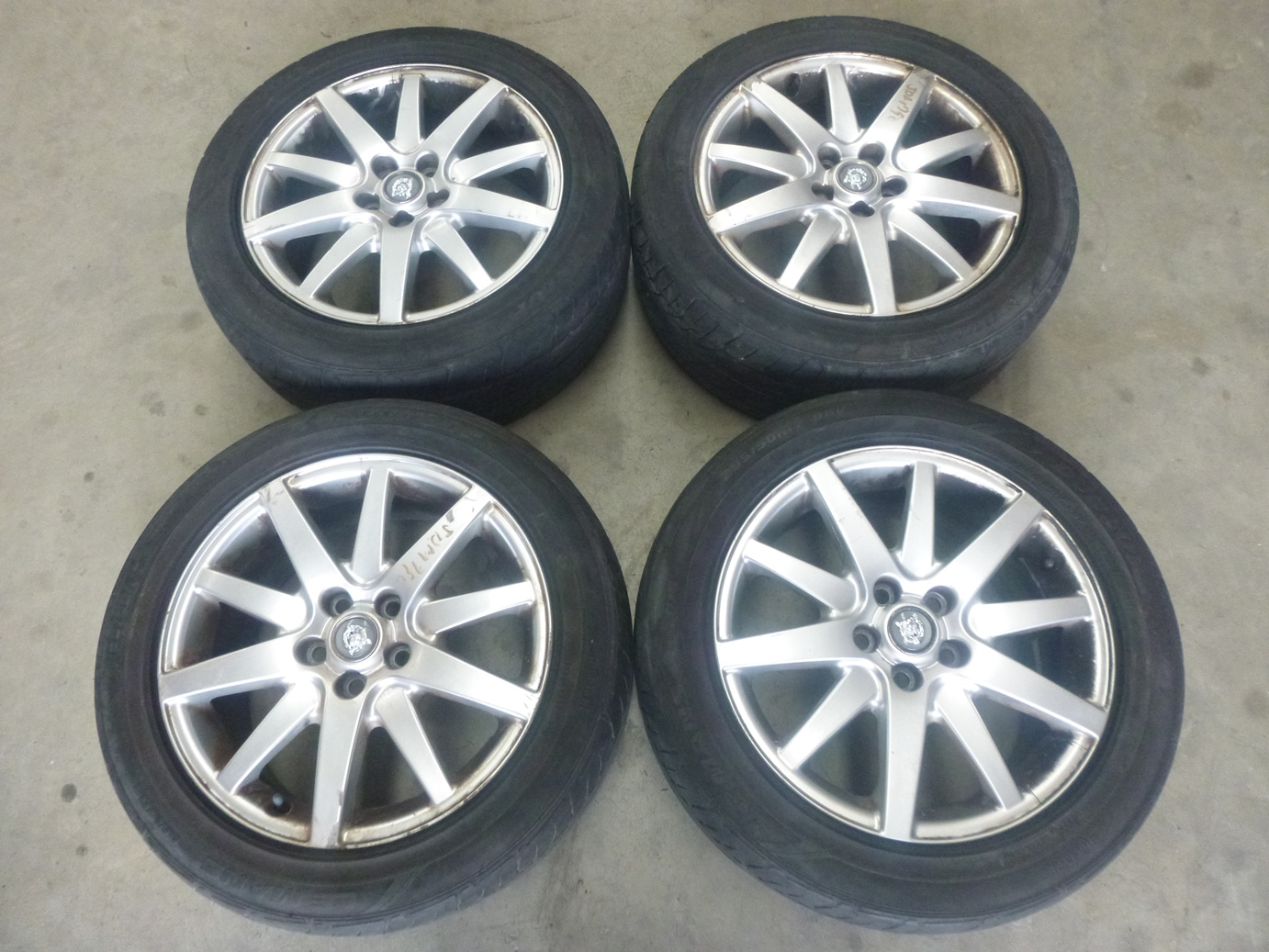 Jaguar-S-Type-Factory-17-x-7-5-Alloy-Wheels-Set-J059