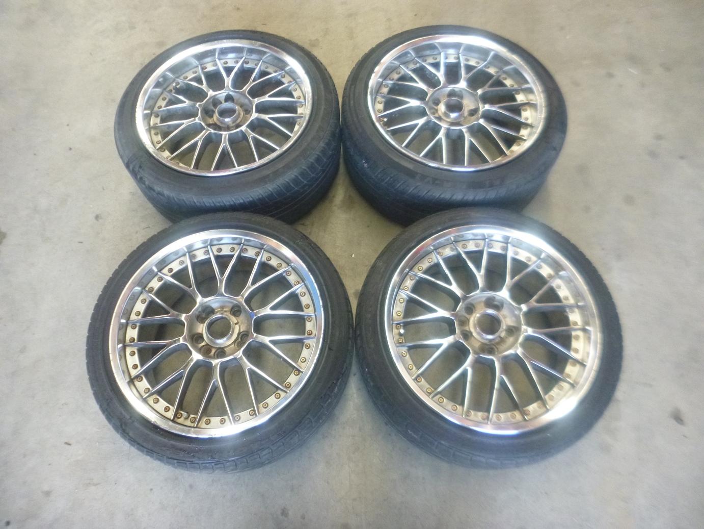 18-x-8-9-4-5-x-114-3-Stich-Mesh-Wheels-Rims-180sx-Soarer-Supra-JZZ30-Silvia
