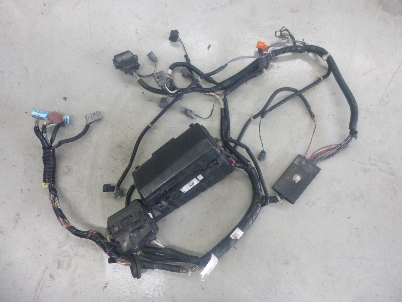 s2000 wiring harness - 28 images