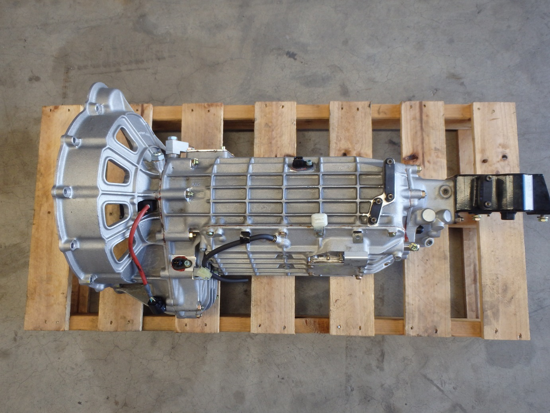 lamborghini murcielago roadster 2005 e-gear transmission gearbox