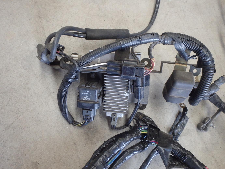 Mitsubishi Evo 5 Cp9a V 4g63 Engine Wiring Loom Harness