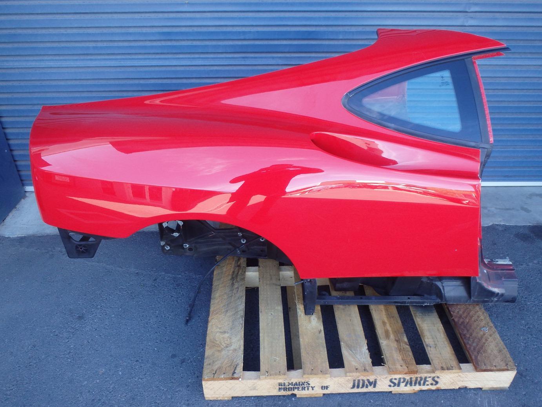 Ferrari 360 Modena Rear Guard Fender Quarter Panel RHS J056 | eBay