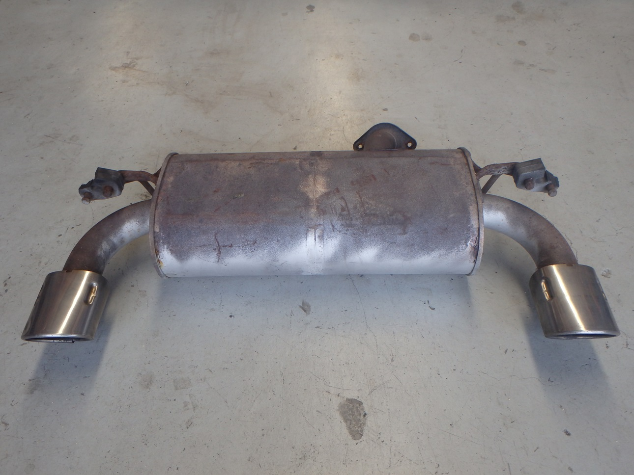 Mitsubishi Evo X Exhaust Systems Srs Dual Catback Exhaust