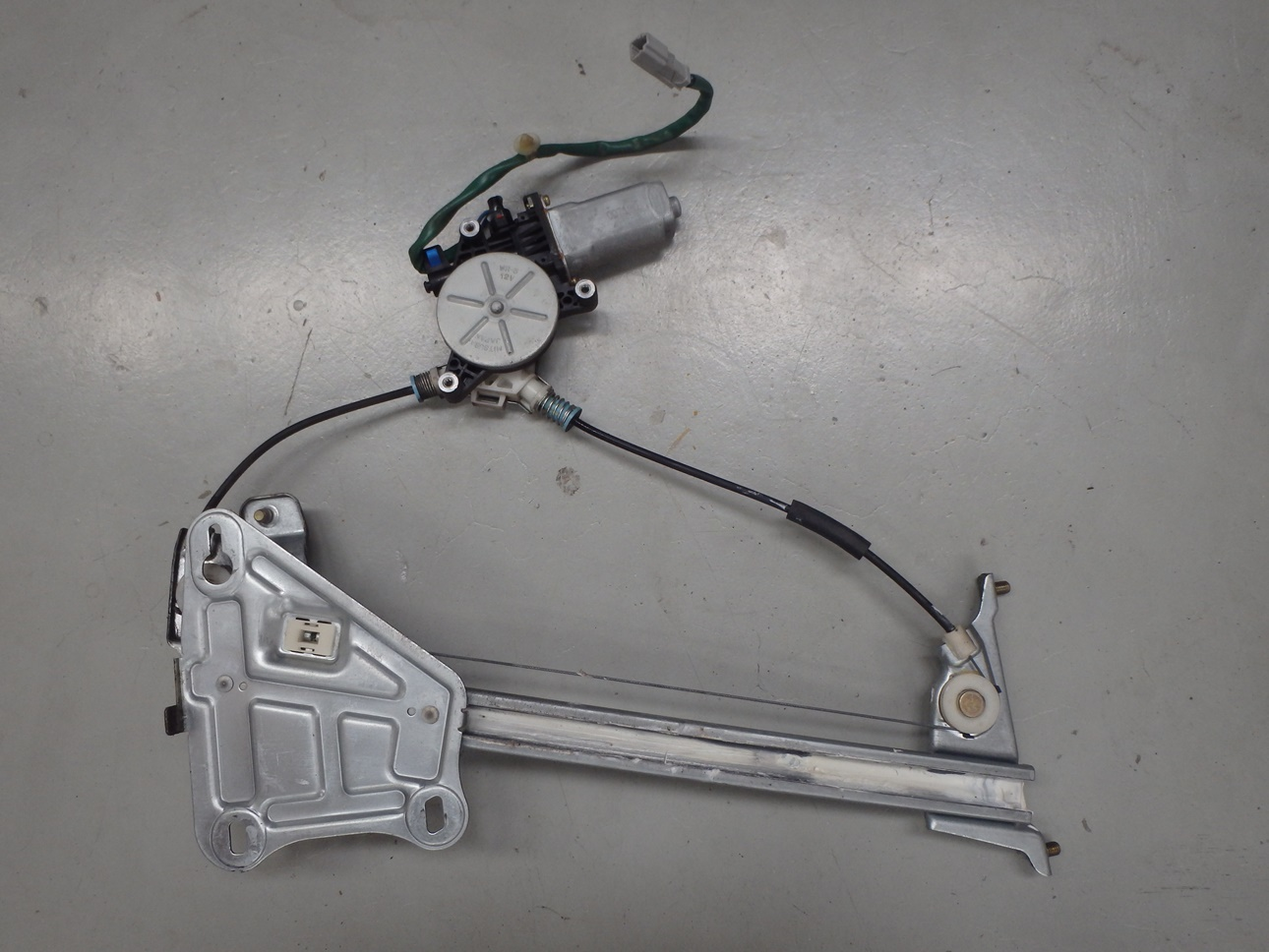 Honda s2000 ap1 power window motor regulator lhs ebay for 2000 honda accord window regulator