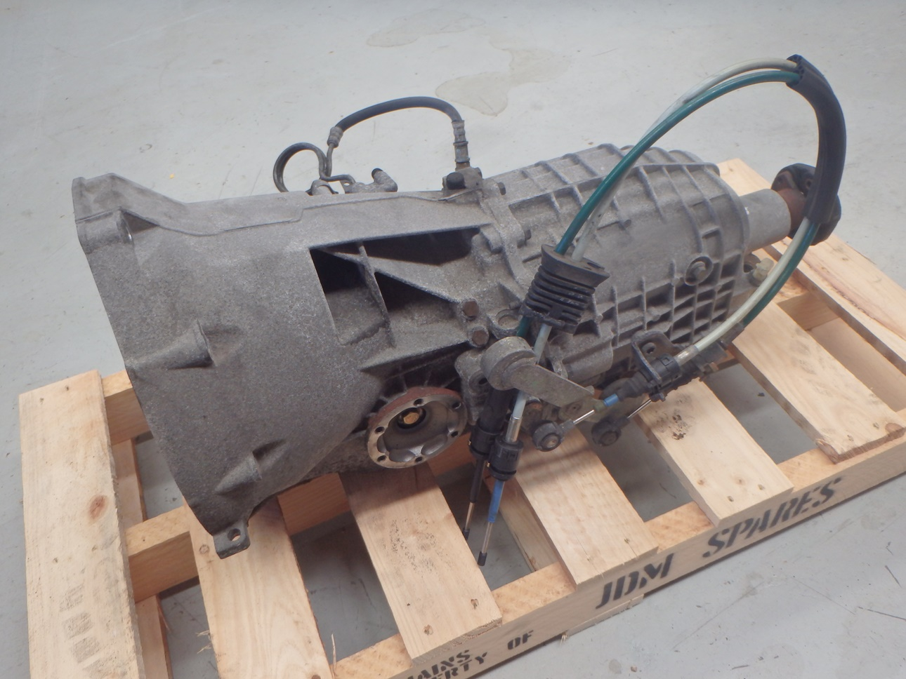 getrag 6 speed manual transmission